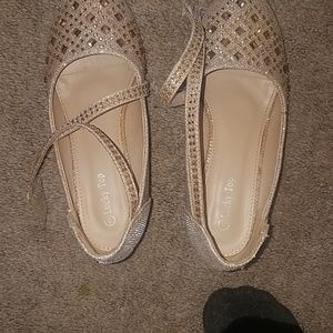 Lucky Top Shoes - Kids party shoes for girls.open for offers